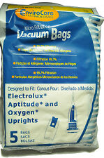 Generic Electrolux Aptitude, Oxygen Upright Vacuum Cleaner Bags