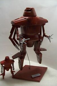 """HOT TOYS SIDESHOW """"Maximilian""""Most Evil droid Every 12'' Baddest of the BAD!!"""