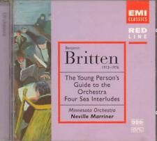 Britten(CD Album)Young Person's Guide To The Orchestra-New