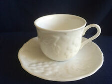Wedgwood Strawberry & Vine coffee cup & saucer
