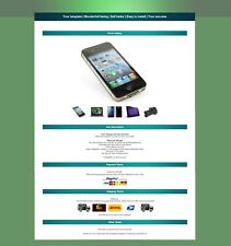 Ebay listing template , HTML 5 Template, eBay Auction Template, dream Template