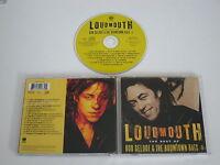 Bob Geldof & The Boomtown Rats / Loudmouth (Vértigo 522 283-2) CD Álbum