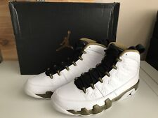 7293cb086d87 Air Jordan 9  Copper Statue   Militia Green  US9.5 PADS 100%