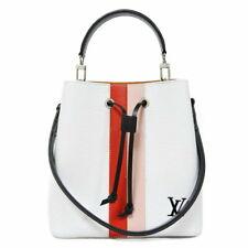 LOUIS VUITTON Neonoe Epi Leather Shoulder Bag Purse M52163 Near Mint