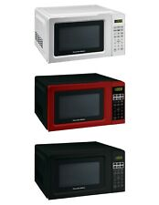 Digital Countertop Microwave Oven 0.7 Cu.ft Ten Power Levels Kitchen Appliance