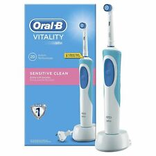Braun Oral-B Vitality Sensitive Electric Rechargeable Toothbrush - DAMAGED BOX
