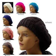 Bonnets en acrylique pour femme