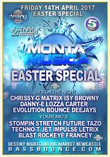 MONTA MUSICA EASTER 14 APRIL 2017 BOX SET