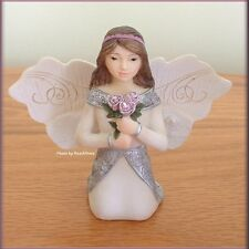 """JUNE MONTHLY ANGEL FIGURINE 3"""" HIGH BY PAVILION ELEMENTS FREE U.S. SHIPPING"""