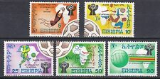 Ethiopia: 1976 10th African Cup of Nations, MNH