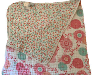 ADEN+ANAIS Tea Collection Global Garden Dream Blanket Cotton Muslin Floral $65