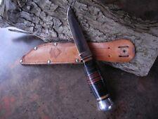 altes Puma Messer, Solingen, Fahrtenmesser, Sammlermesser, Jagdmesser