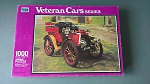 Durkopp 1901, Veteran Cars, Jigsaw Puzzle, Hope, 1000 Pieces, Incomplete