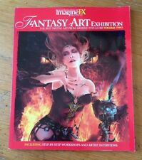 ImagineFX Fantasy Art Exhibition Volume 2 Digital Art Magazine Book Artists