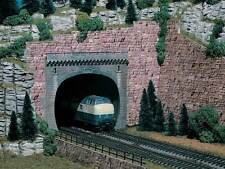 Vollmer 42502 H0 Tunnel portal, dual track, 2 Stück #new original packaging#
