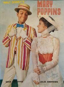 MARY POPPINS 1964 - FILM PRESSBOOK - WALT DISNEY