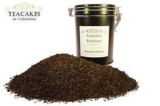 Nonsuch Estate 100g Tea Gift Caddy Black Loose Leaf Best Value Quality