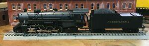 Lionel 38616 PRR 2-8-2 Mikado Jr #9639 DieCast Engine Tndr w/TMCC RailSounds 165