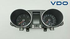 VW Golf Mk6 2008-12 1.6TDi Speedometer Instrument Cluster 5K0920971A A2C53219792