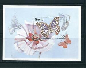 Nevis SC # 1019 Japanese Emperor,  Souvenir Sheet . MNH