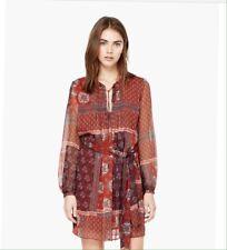 BNWT Mango Ethnic Print Tunic Dress Size 6