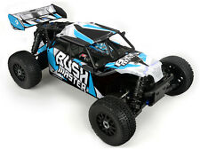 Thunder Tiger RC Car 1:8 Electric BUSHMASTER Desert Buggy 6410-F111 4WD Blue RTR