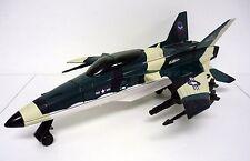 GI JOE CONQUEST X-30 Vintage Action Figure Vehicle Jet COMPLETE 2003