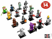 LEGO 71010 MINIFIGURES Serie 14 Halloween Monsters - Scegli il personaggio