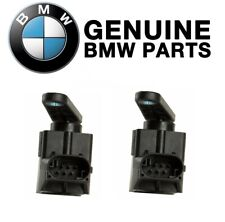 Pair Set of 2 Headlight Level Sensors Genuine 37146784697 For BMW E46 E60 E83