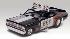 "DRAGSTER PLYMOUTH DUSTER ""COP OUT"" - Kit MONOGRAM 1/24  n° 10853"