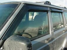 Tape-On Vent Visors for 1984 - 2001 Jeep Cherokee