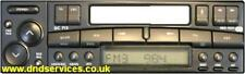 Philips DC 712 Radio Cassette Detachable Face Fascia Control Panel