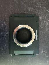 Fujifilm View Camera Adapter G for GFX 50S Camera