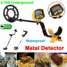 Metal Detector Waterproof Gold Digger Finder Pinpointer Sensitive Tester Md9020C