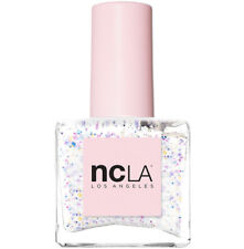 NEW NCLA Los Angeles Vegan 7-Free Nail Lacquer Polish Cookies & Gold HTF + GIFT