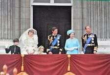 The Marriage of The Prince of Wales and Lady Diana Spencer 29 July 1981 Postcard