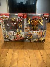 Power Rangers Samurai Deluxe Megazord And Clawzord Combo