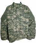 US Military  ACU Digital Ripstop Combat Camouflage Jacket (Size: Large-Long)