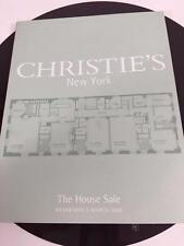 Christie's NY House Sale Auction Catalog March 5 2003 Barbra Streisand Property