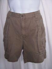 Great Northwest Size 40 Brownish Khaki Cargo Shorts