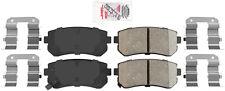 Disc Brake Pad Set-FWD Rear Autopartsource PRC1157