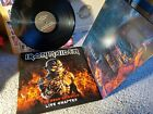 Iron maiden The book of souls Live Chapter Vinyl 3LP