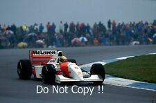 Ayrton Senna McLaren MP4/8 Winner European Grand Prix 1993 Photograph