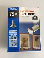 NEW Sylvania 75w PAR 30LN 120v Halogen Flood Capsylite Bulbs