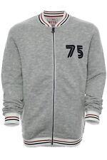Tom Tailor Sweatjacke Sweat Shirt Jacke Collegjacke Herren Langarm Baumwolle