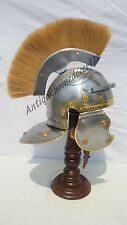 Roman Centurion Helmet Medieval Knight Armor Collectible Costume Fast Delivery