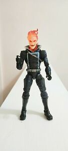 Marvel legends Ghost rider Johnny blaze Rhino BAF wave