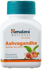 Himalaya Ashwagandha Antioxidant Herbals 60 Tablets X 10,