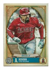 ANTHONY RENDON 2021 Topps Gypsy Queen Los Angeles Angels (#49)