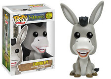 Funko Pop Movies Dreamworks Shrek Donkey Vinyl Action Figure Collectible Toy 279